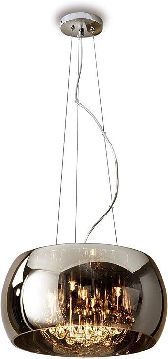 Schuller 508718 Argos Hangeleuchte Durchmesser 40 Cm Amazon De Beleuchtung