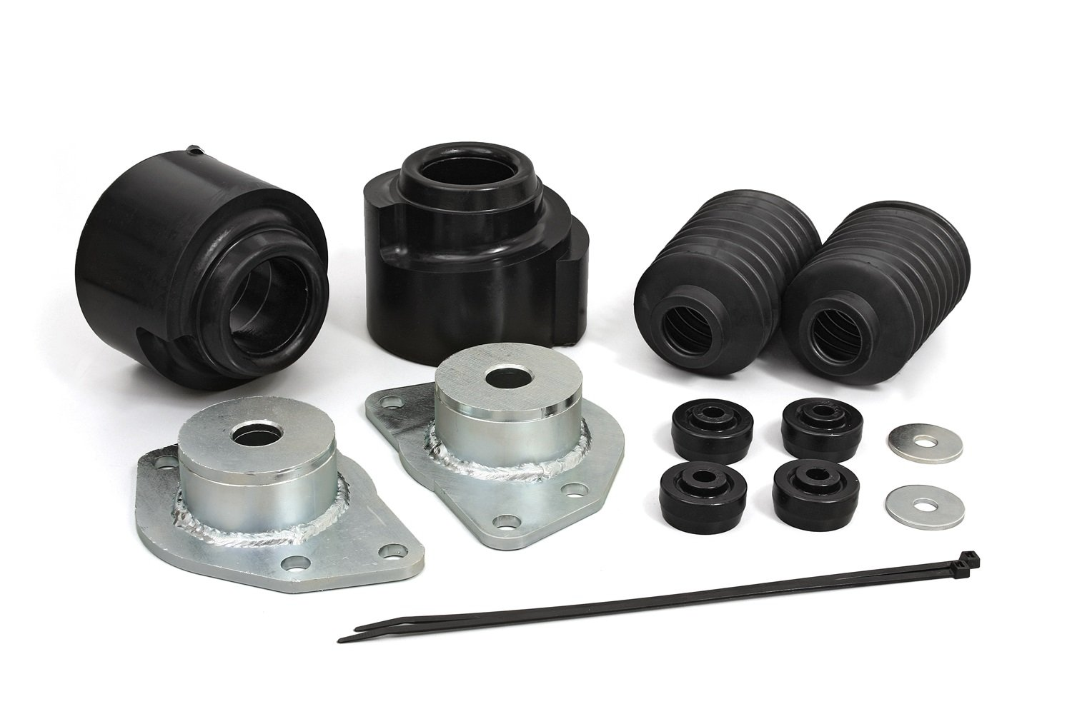 Daystar KJ09117BK fits 2003 to 2007 2//4WD NON Diesel all transmissions Made in America Jeep KJ Liberty 2.5 Leveling Kit