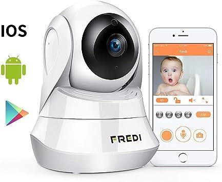 1080P Wireless Wifi IP Camera Home Security Webcam Baby//Pet IR Night Monitor