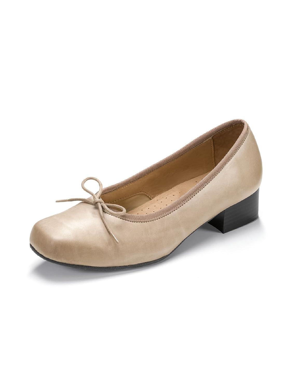 3028d046c0ea3e Avena Damen Für-jeden-Anlass-Hallux-Pumps Beige 37  Avena  Amazon.de  Schuhe    Handtaschen