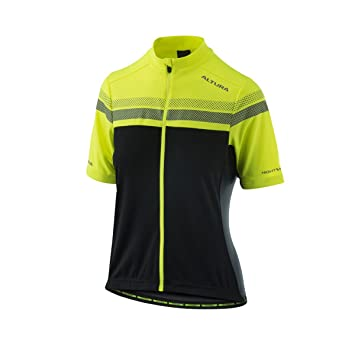 Altura Women s Nightvision Short Sleeve Jersey  Amazon.co.uk  Sports ... 8cf18fa01