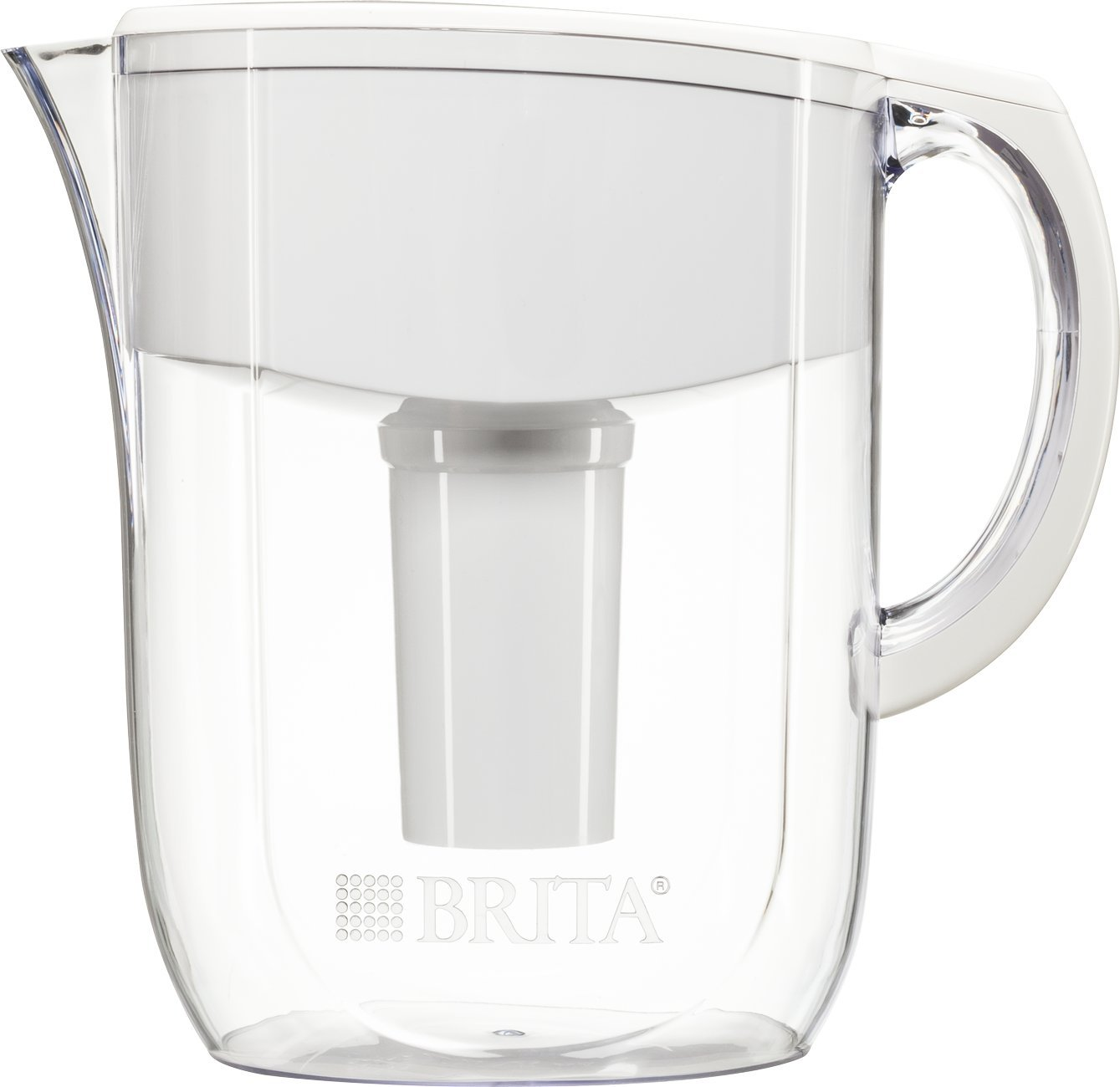 brita water filter pitcher. Buy Brita Everyday Water Filter Pitcher, 10 Cup Online At Low Prices In India - Amazon.in Pitcher