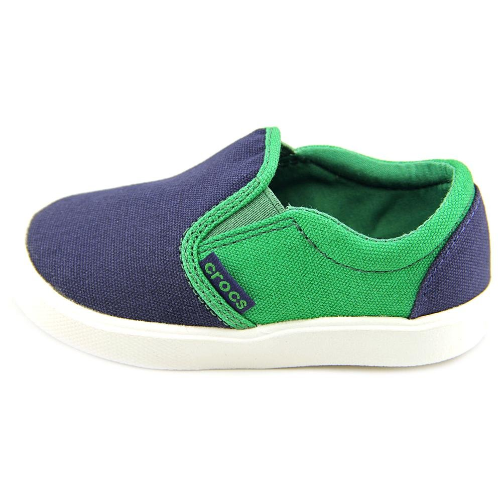 Crocs Citilane Slip-on Sneaker Kids, Mocasines Unisex Niños: Amazon.es: Zapatos y complementos