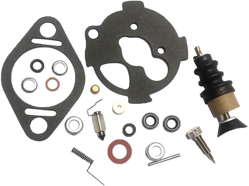 Carburetor Rebuild Kit For Zenith Bendix Pre-76 Harley Carb FX FL Replaces HD# 27132-71 Carburador Replaces Rebuild Replacement