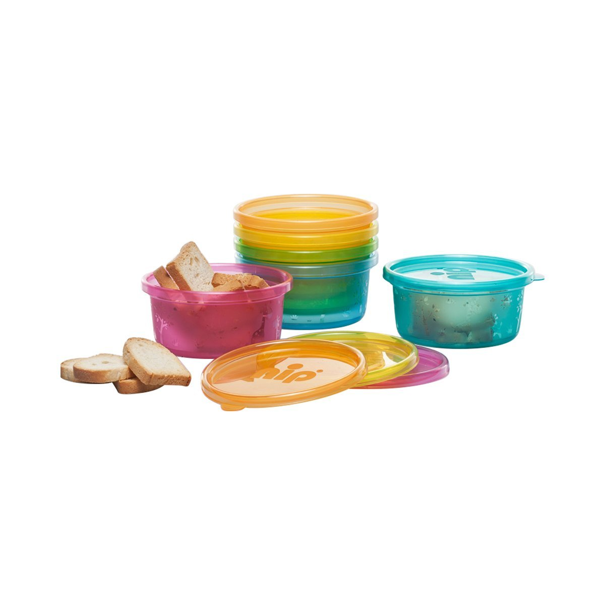 nip 37063 Snackbox, mehrfarbig