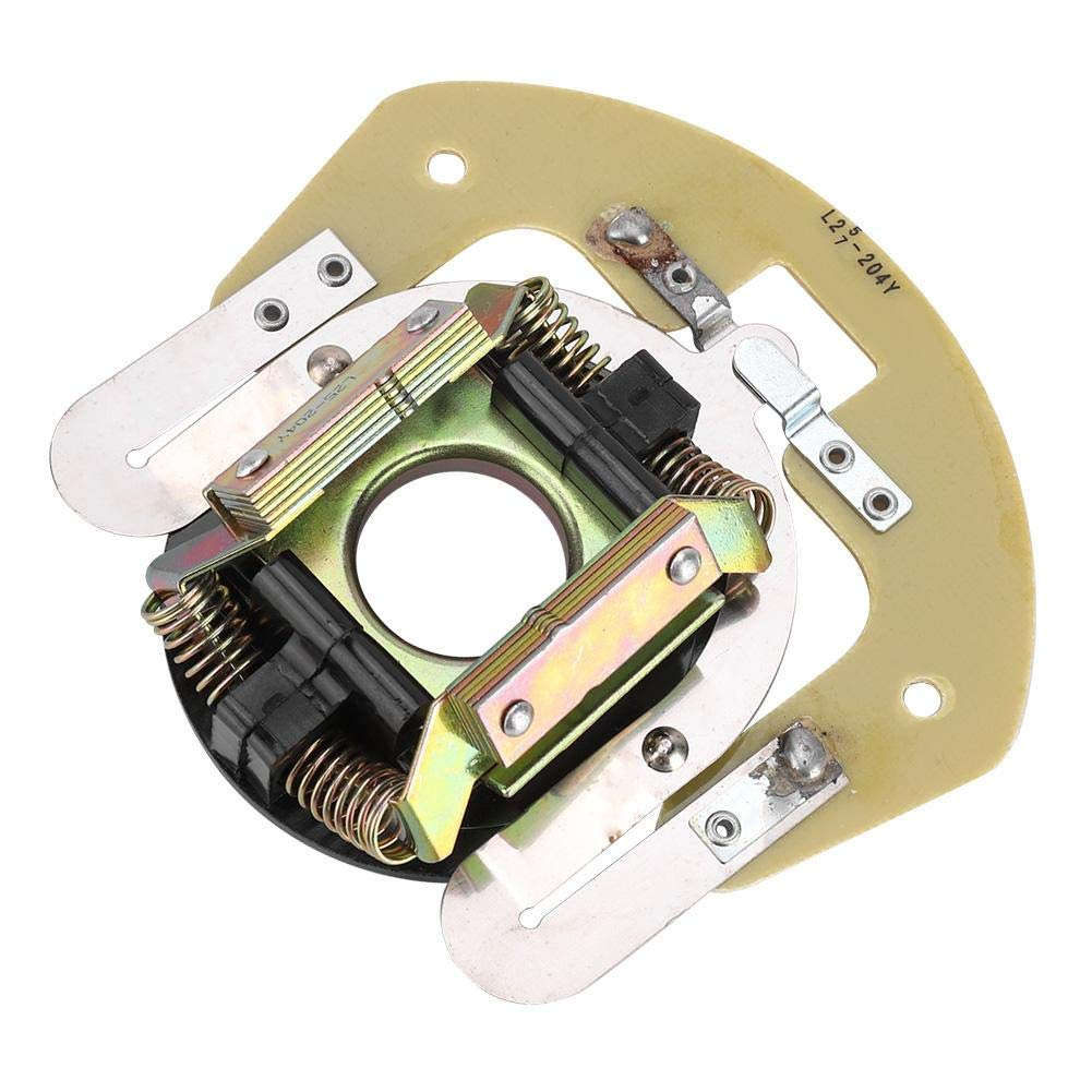 Centrifugal Switch 1500Rpm,Single-Phase Motor Centrifugal Switch L25-204Y,Electric Motor Switch Accessory,für Machines, Stitching Machinery