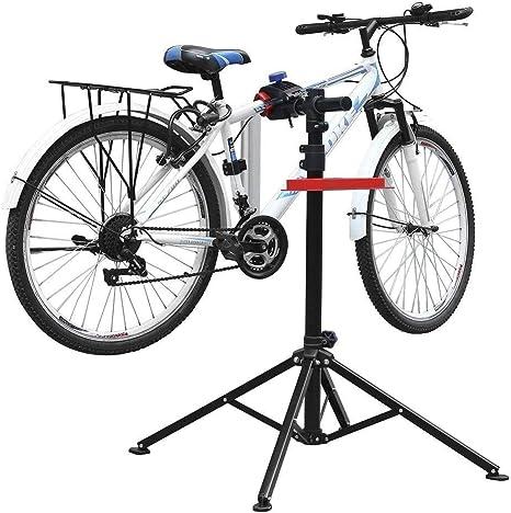 amzdeal Soporte Pata de Cabra para Bicicleta 115 – 170 cm ...