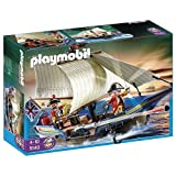 PLAYMOBIL Redcoat Battle Ship