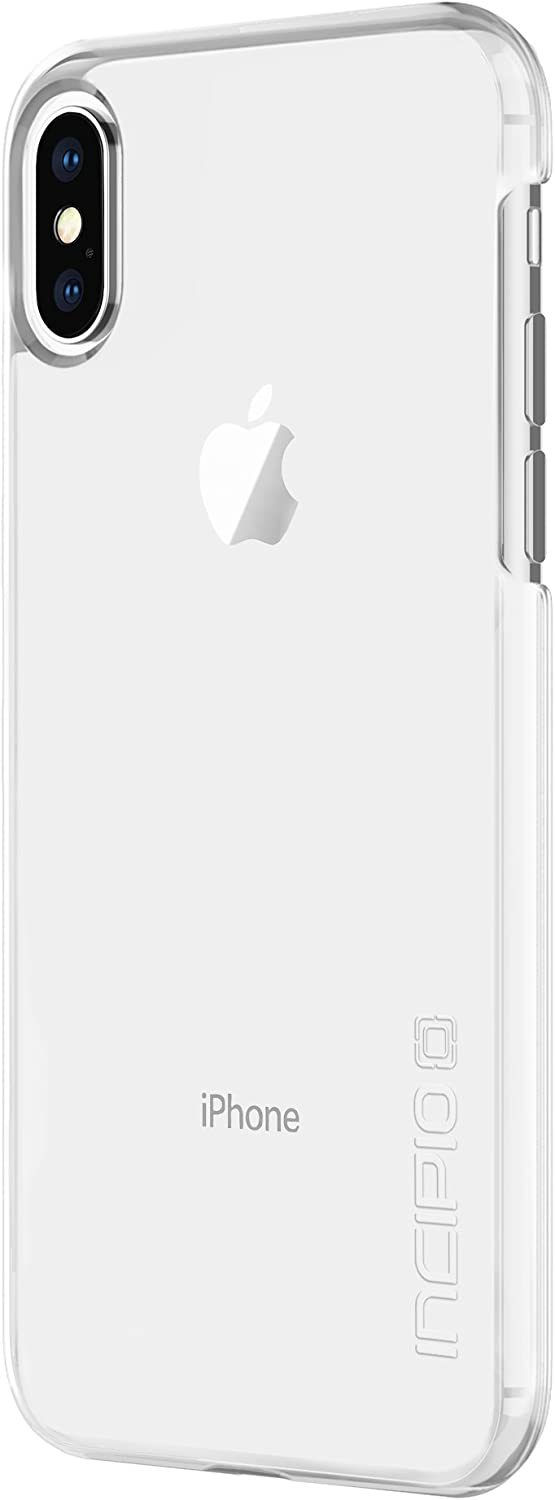 Incipio Feather Pure Case Cover for iPhone X - Clear