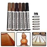 Summeishop Scratch Repair Pen Wood Repair Markers
