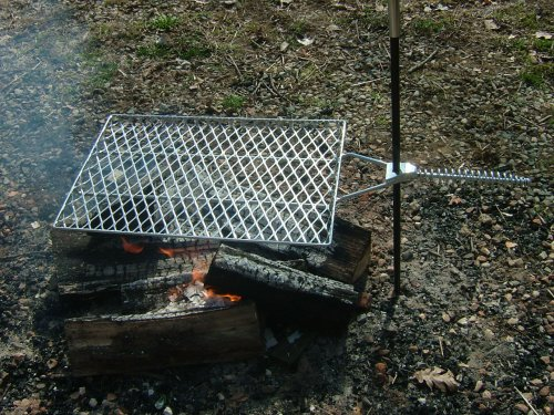Camping Grill, Outdoor Stuffs