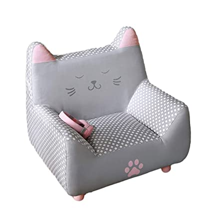 Amazon.com: LIUYONGJUN - Sofá infantil con diseño de gato ...