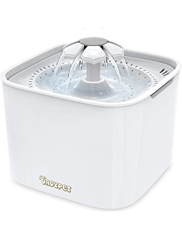 Dishes, Feeders & Fountains Gamelles Carrées En Plastique Pour Chiens Et Chats Record