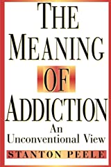 The Meaning of Addiction: An Unconventional View Paperback