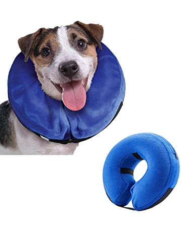 f38888b6105 Emwel Pet Inflatable Collar for Large Dogs