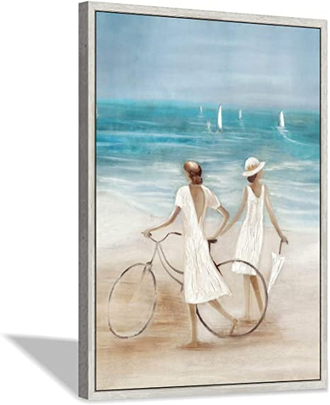 Coastal Picture Frame Perfect for Any Coastal Home Decor Beach Picture Frame Share your Pictures of the Beach or your Beach Vacation