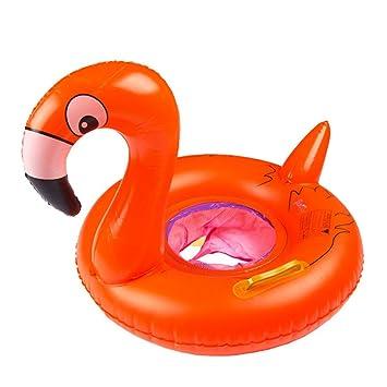 haodasi más grueso asiento hinchable natación Anillo bebé ...