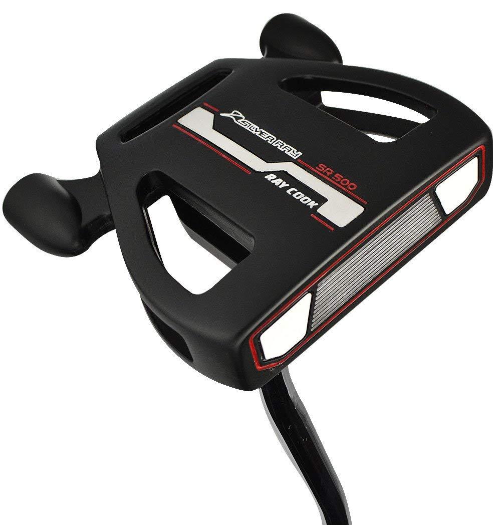 Ray Cook ゴルフ Silver Rayシリーズ SR500 パター 34 インチ  B00GEAM936