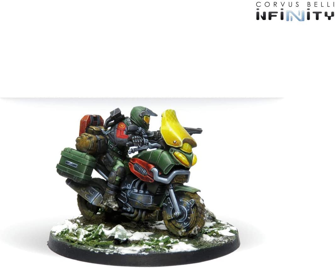 Amazon.com: Corvus Belli Infinity The Game: Ariadna Dynamo ...