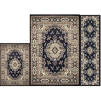 home dynamix area rugs ariana collection 3piece living room rug set ultra
