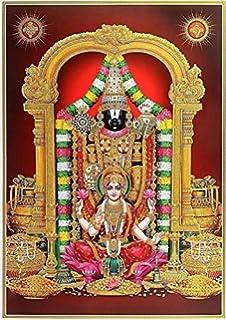 Mahalaxmi Art Lord Balaji On Fine Art Paper Hd Wallpaper Poster
