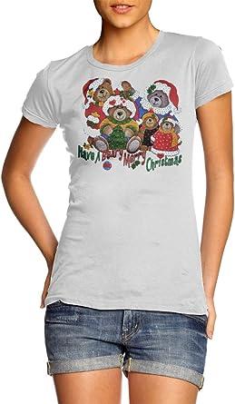 Merry Christmas Unisex T-shirtWhite T-shirt