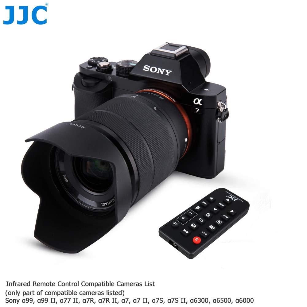 JJC Infrarrojos Disparador Inalámbrico para Sony Alpha y NEX ...