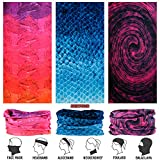 Headwear, Head Wrap, Neck Gaiter, Headband, Fishing