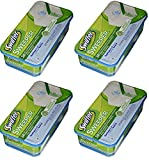 Swiffer Sweeper Wet Mopping Cloth Refill - Open Window Fresh - 24 ct (4 Pack)