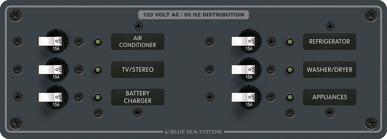 AC 6 Position [並行輸入品] B075K4VXSV