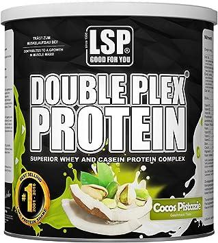 Whey de caseína de proteína Double Plex® Coco verde pistacho 750 g