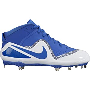 Nike Mens Force Air Trout 4 Pro Baseball Cleat