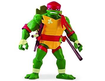 The Rise of The Teenage Mutant Ninja Turtles - Giant Action Figures -  Raphael