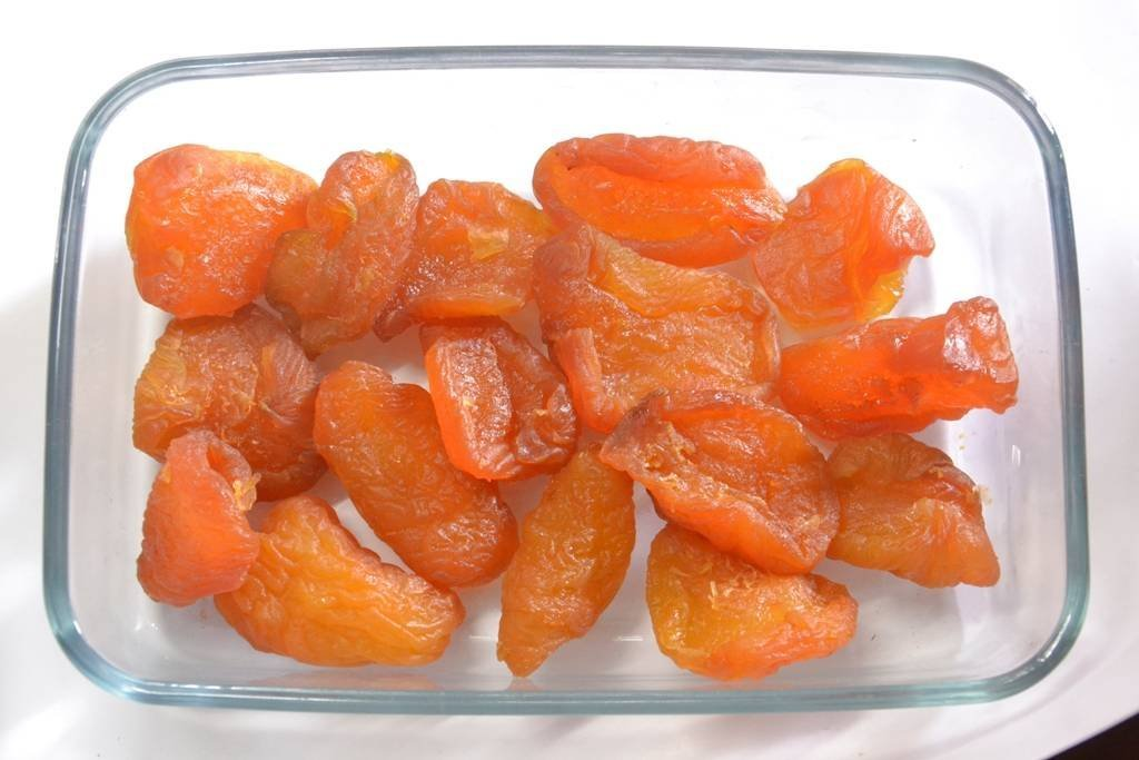 Leeve Dry Fruits Dried Peach - 400 Grams