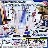 Desktop of the White Base crew Mobile Suit Gundam series anime Figures Collectibles Gacha Bandai (all five Furukonpu set)