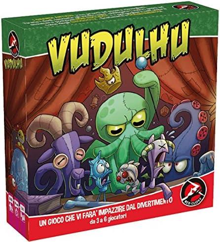 Red Glove Vudulhu RG2058 - Juego de Mesa: Amazon.es: Juguetes y juegos