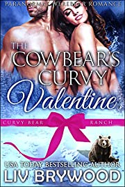 The Cowbear's Curvy Valentine (Curvy Bear Ranch Book 5)