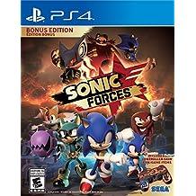 Sonic Forces: Bonus Edition-PlayStation 4