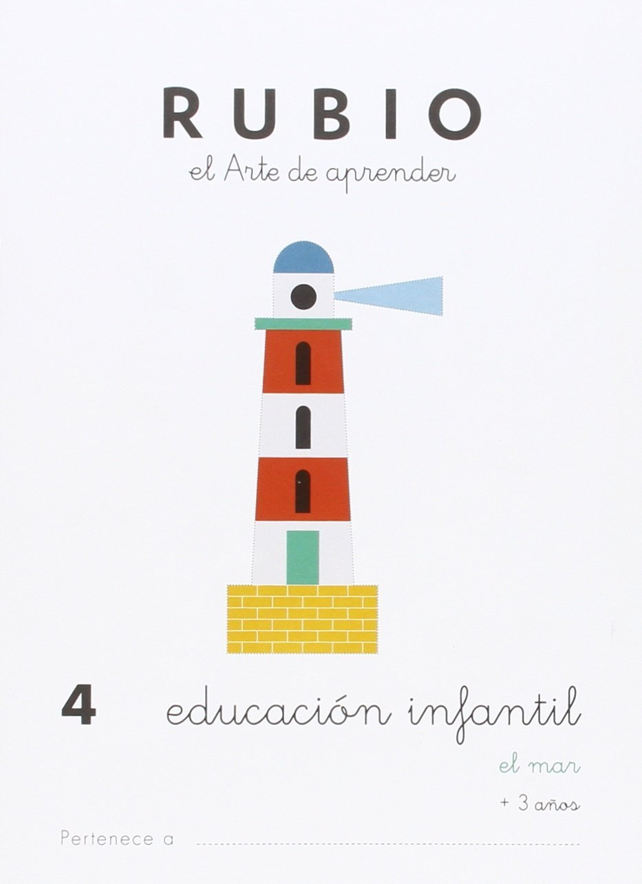 EDUCACIÓN INFANTIL 4: EL MAR - 9788415971849: Amazon.es: ENRIQUE ...