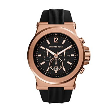 Amazon.com  Michael Kors MK8184 Men s Classic Watch Dial  Black  chronograph  Michael Kors  Watches 0681aca797