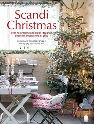 Scandi Christmas: Over 45 projects and quick ideas for beautiful decorations  & gifts: Christiane Bellstedt Myers: 9781782494720: Amazon.com: Books - Scandi Christmas: Over 45 Projects And Quick Ideas For Beautiful