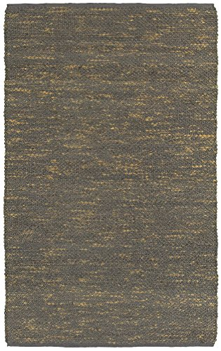"""LR Resources Distressed Natural LR03608-PEW5079 Pewter Rectangle 5 X 7 ft 9 inch Indoor Area Rugs, 5' x 7'9"""", -  DISRT03608PEW5079"""
