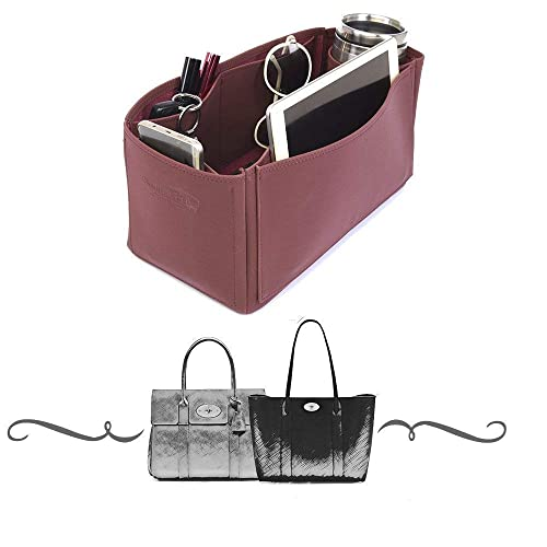 7230295eed11 Amazon.com  Bayswater Deluxe Leather Handbag Organizer