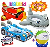 Intex Inflatable Boat Pool Cruisers Airplane, Race Car - Best Reviews Guide