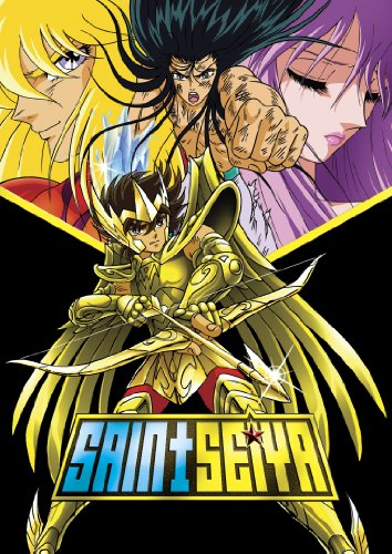 (Saint Seiya: Movies 1 & 2)