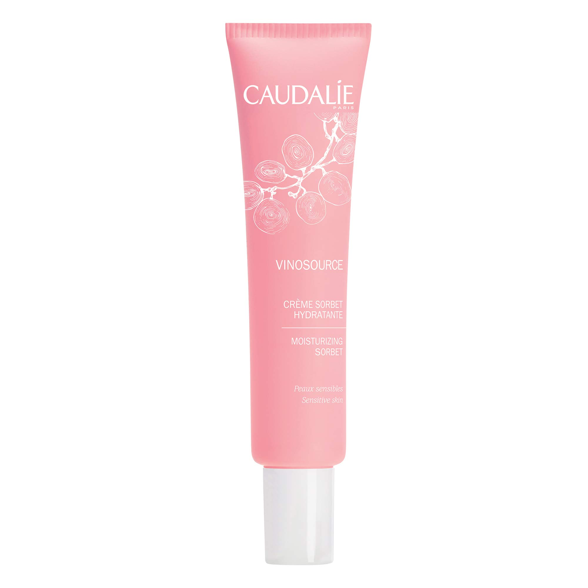 Caudalie Vinosource Soothing Moisturizing Sorbet, 1.3 Ounce