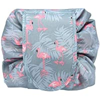 Lazy Makeup Bag Drawstring Cosmetic Bag Magic Travel Pouch Portable Quick Pack Waterproof Organizer Bags for Women
