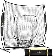 SKLZ Portable Baseball and Softball Hitting Net with Vault