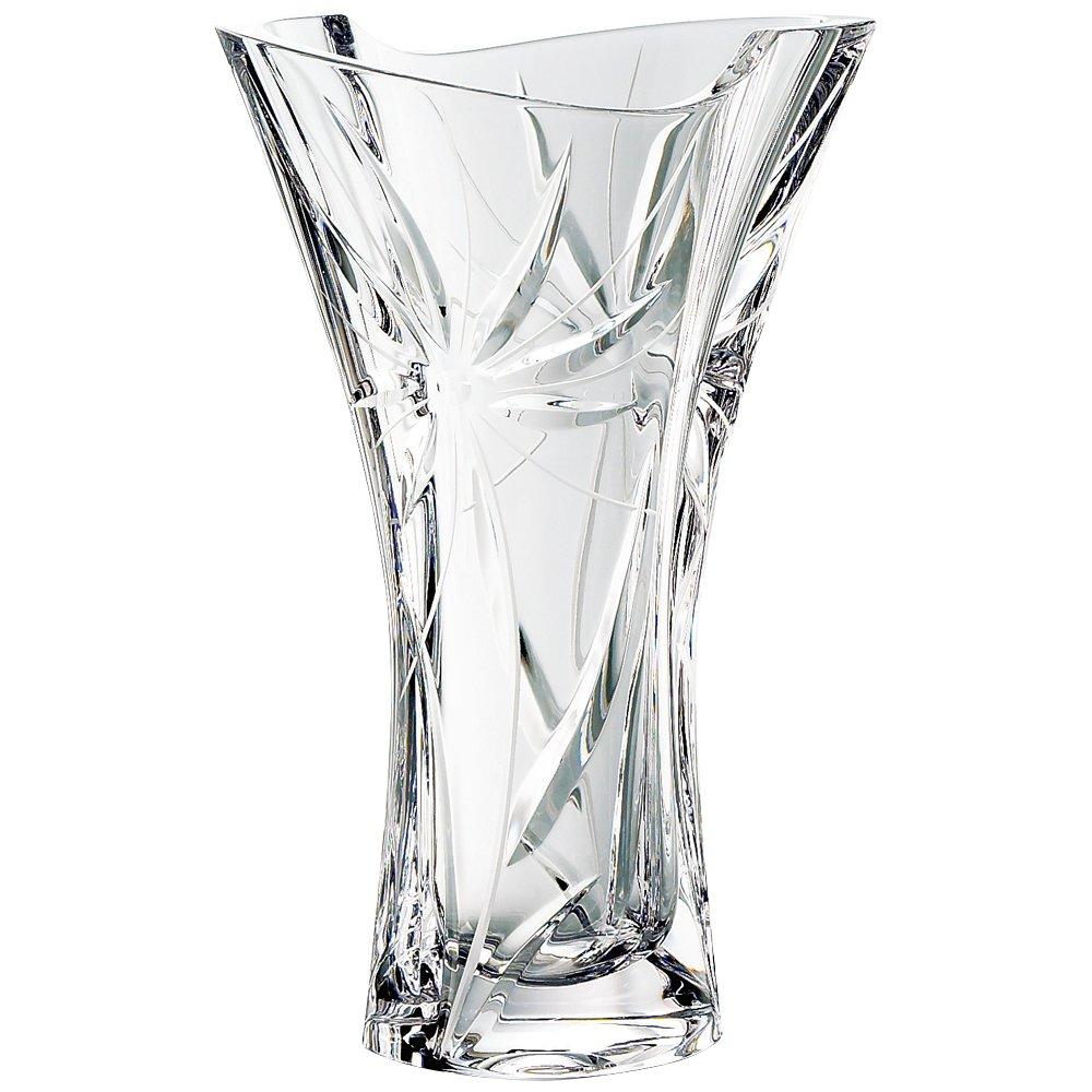 NARUMI グラスワークス ガイア 花瓶 25cm GW3501-98255 B006ZTKB8Q