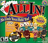 All In: No Limit Texas Hold 'Em (Jewel Case)